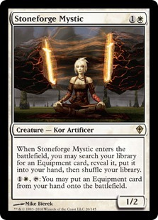 Stoneforge Mystic - Foil