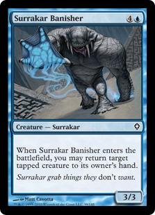 Surrakar Banisher - Foil