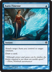 Aura Finesse - Foil on Channel Fireball