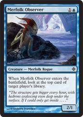 Merfolk Observer - Foil