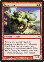 Lagac Lizard - Foil