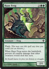 Haze Frog - Foil