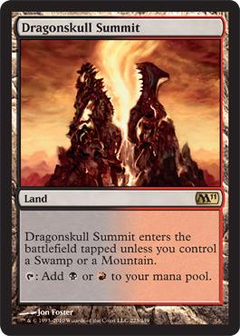 Dragonskull Summit - Foil