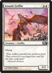 Assault Griffin - Foil on Channel Fireball