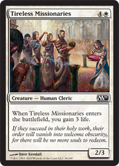 Tireless Missionaries - Foil