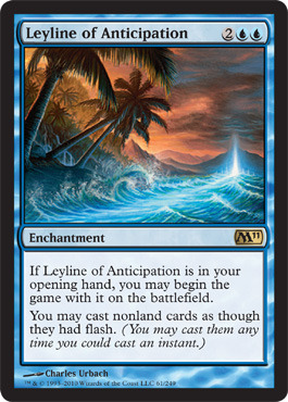 Leyline of Anticipation - Foil