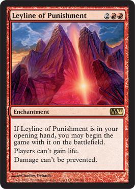 Leyline of Punishment - Foil