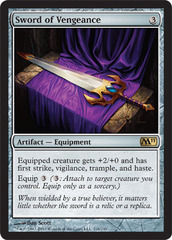 Sword of Vengeance - Foil