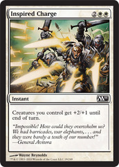 Inspired Charge - Foil