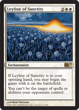 Leyline of Sanctity - Foil