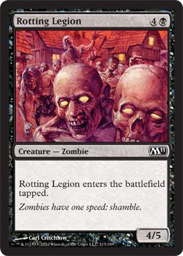Rotting Legion - Foil