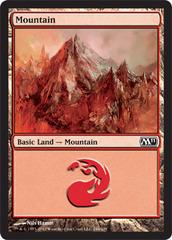 Mountain - Foil (244)(M11)