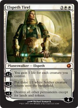Elspeth Tirel - Foil