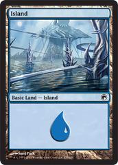 Island (235) - Foil
