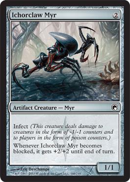 Ichorclaw Myr - Foil