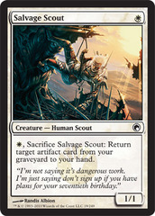 Salvage Scout - Foil
