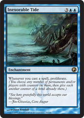 Inexorable Tide - Foil