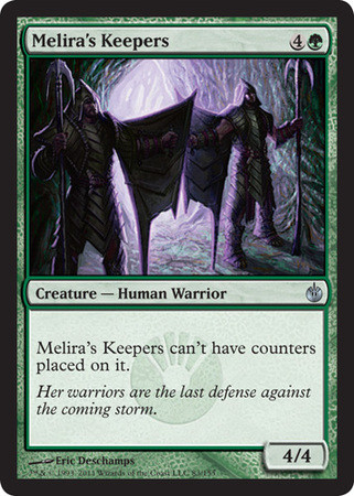 Melira's Keepers - Foil