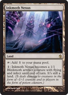 Inkmoth Nexus - Foil