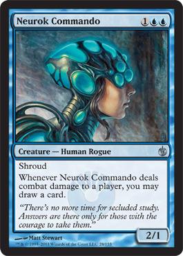 Neurok Commando - Foil