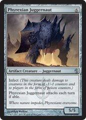 Phyrexian Juggernaut - Foil