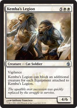 Kembas Legion - Foil