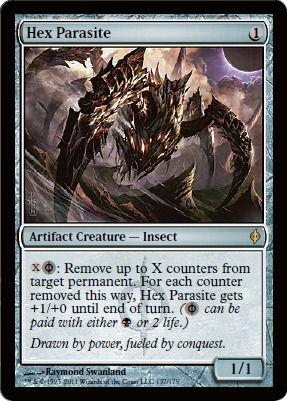 Artifact New Phyrexia Mtg Magic Mythic Rare 4x x4 4 PLAYED Etched Monstrosity