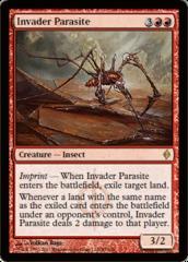 Invader Parasite - Foil