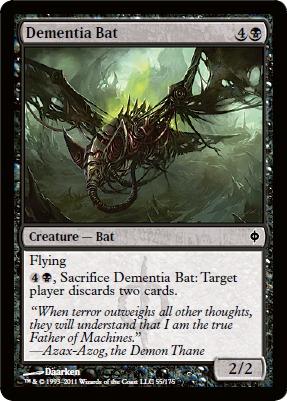 Dementia Bat - Foil
