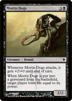 Mortis Dogs - Foil
