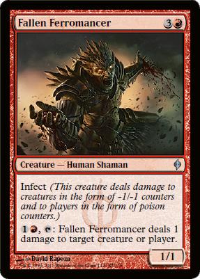 Fallen Ferromancer - Foil