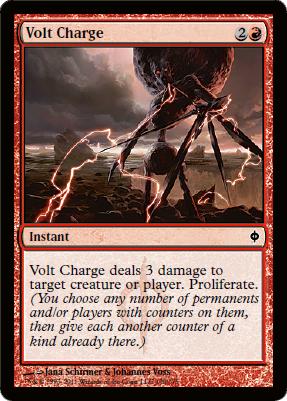 Volt Charge - Foil