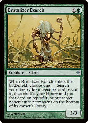 Brutalizer Exarch - Foil