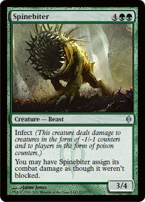 Spinebiter - Foil