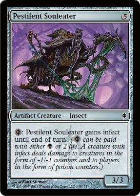 Pestilent Souleater - Foil