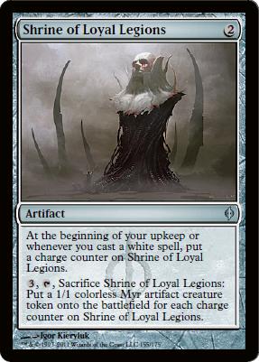 Shrine of Loyal Legions - Foil