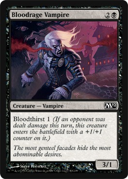 Bloodrage Vampire - Foil