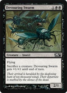 Devouring Swarm - Foil