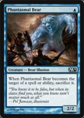 Phantasmal Bear - Foil