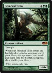 Primeval Titan - Foil