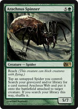 Arachnus Spinner - Foil