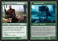 Gatstaf Shepherd // Gatstaf Howler - Foil