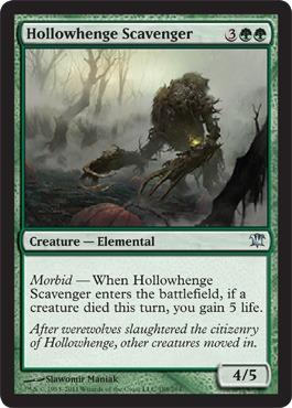Hollowhenge Scavenger - Foil