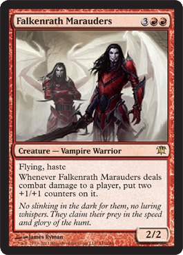 Falkenrath Marauders - Foil
