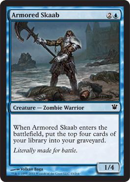 Armored Skaab - Foil