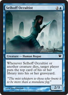 Selhoff Occultist - Foil