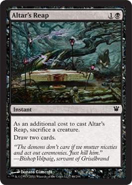 Altars Reap - Foil