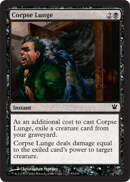 Corpse Lunge - Foil