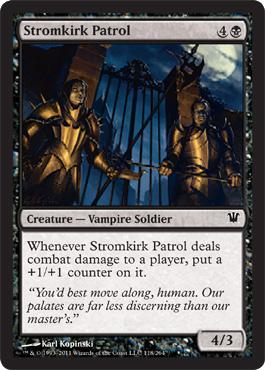 Stromkirk Patrol - Foil