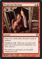 Desperate Ravings - Foil